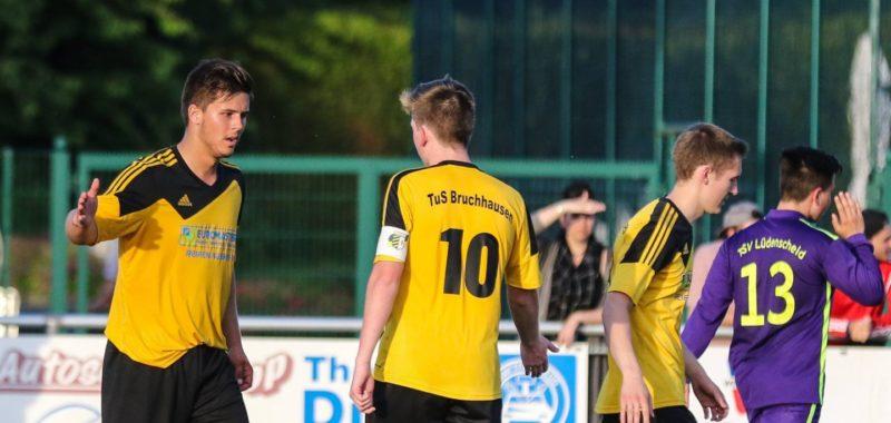 Bruchhausen setzt U19-Aufstiegsrunde in Fredeburg fort