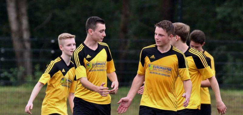 A-Jugend kämpft Mittwoch um den Bezirksliga-Aufstieg