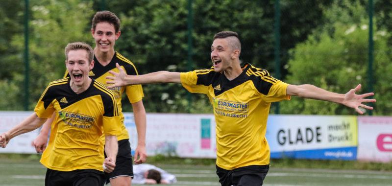 A-Jugend gewinnt in Fredeburg und bekommt Endspiel