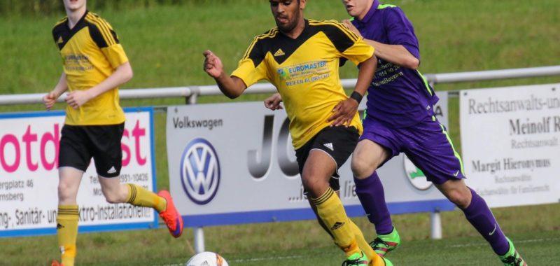 A-Junioren-Derby zum Bezirksliga-Auftakt in Hüsten