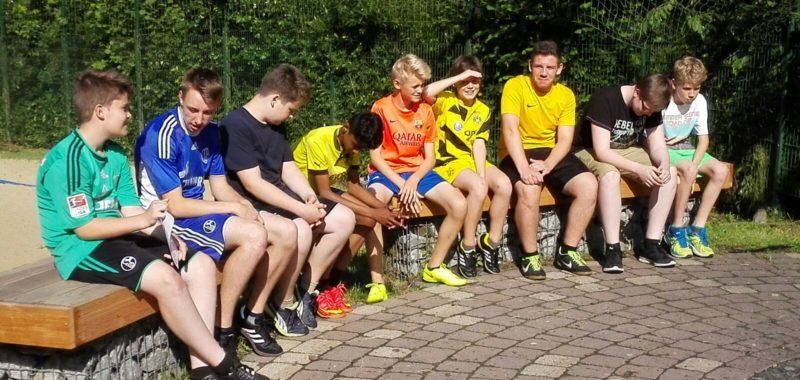 C-Junioren beenden gelungene Saison