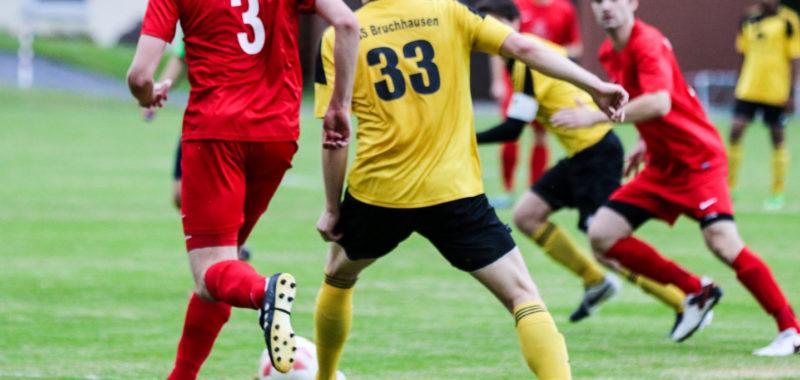 Bruchhausen beendet erstes Testspiel ohne Gegentor