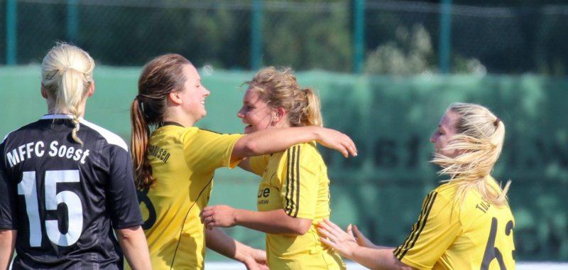 Damen | TuS Bruchhausen - MFFC Soest