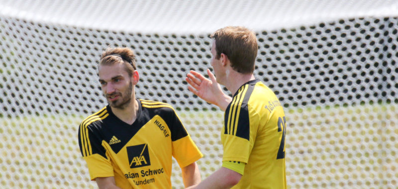 Hiag-Elf siegt 3:1 im Test gegen Echthausen
