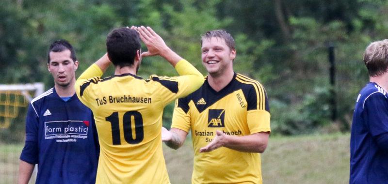 TuS Bruchhausen - SV Endorf