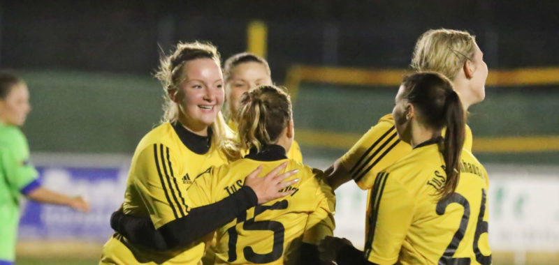 Bruchhausens Damen feiern 7:0-Sieg gegen Gierskämpen