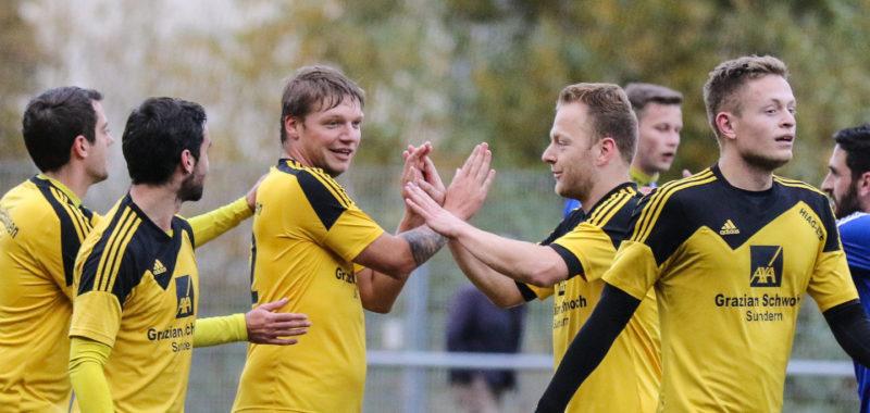 5:1 - HIAG-Elf schlägt Aufsteiger SV Arnsberg 09 deutlich