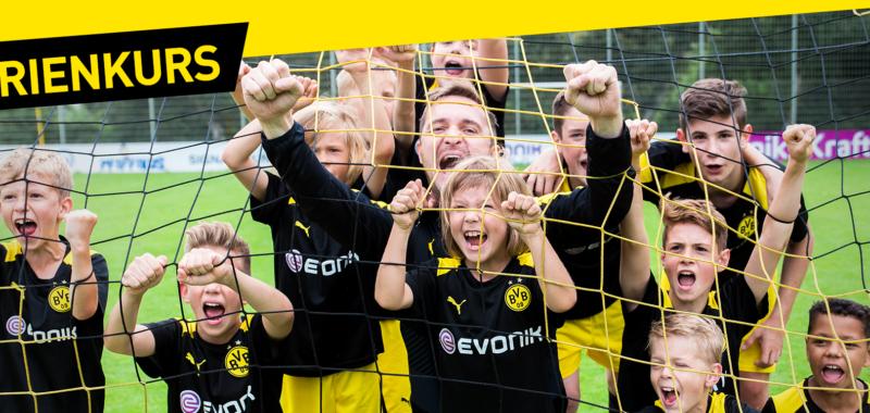 BVB-Fußballschule kommt nach Bruchhausen