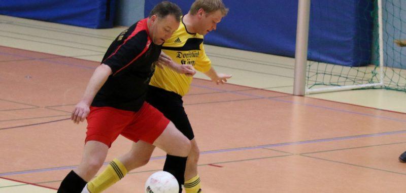 Ü32-Team am Samstag beim Hallen-Kreisfinale in Balve