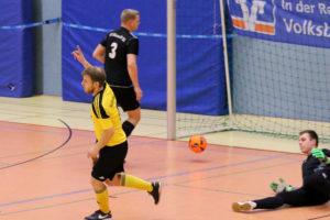 Bruchhausen II erreichte erneut das Viertelfinale