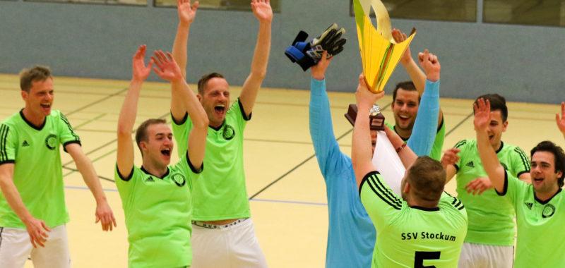 SSV Stockum II holt sich den C-Liga Reserve Cup 2017