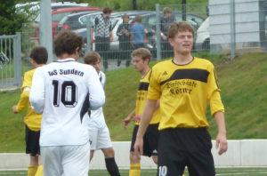 Duell mit Seltenheitswert. Bruchhausen spielte zuletzt im Juli 2011 gegen den TuS Sundern. Endstand damals 3:1 für Sundern.