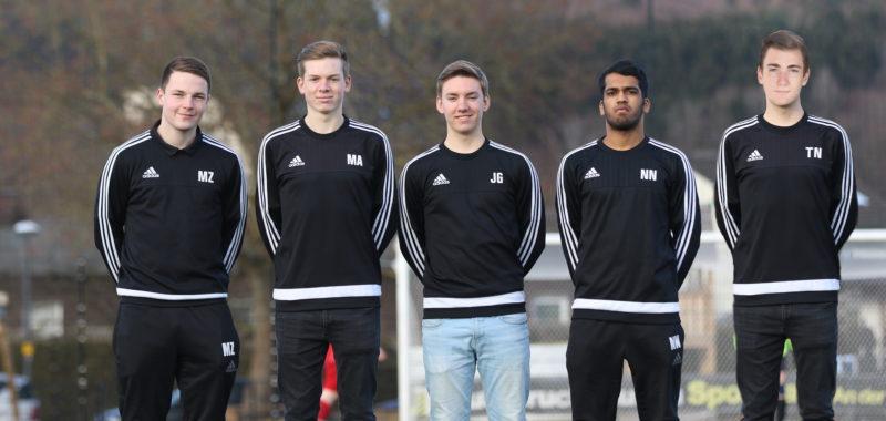 Fünf U19-Kreismeister ab Sommer direkt in die 1. Mannschaft