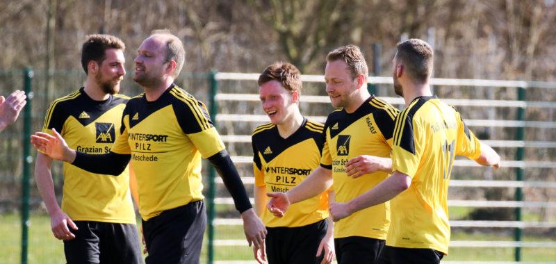 2. Mannschaft gewinnt Derby in Hüsten