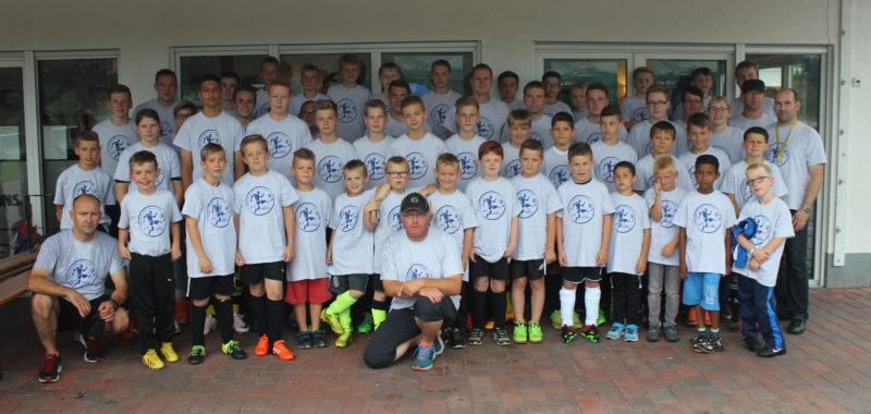 13. Fußballferiencamp des TuS Bruchhausen