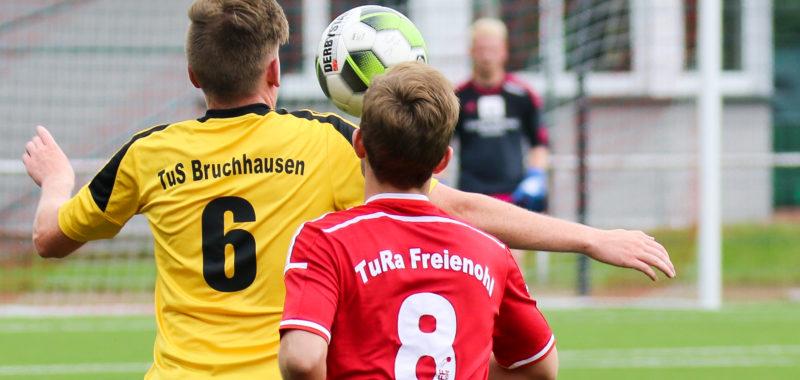 Bruchhausen gewinnt 2. Halbzeit in Freienohl