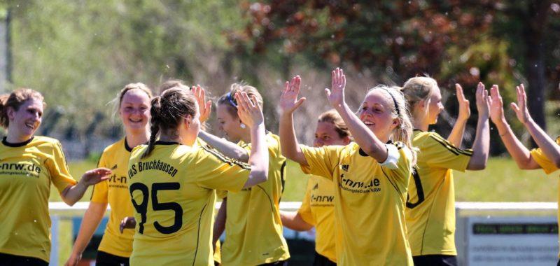 Schnuppertraining im Damenteam jederzeit möglich
