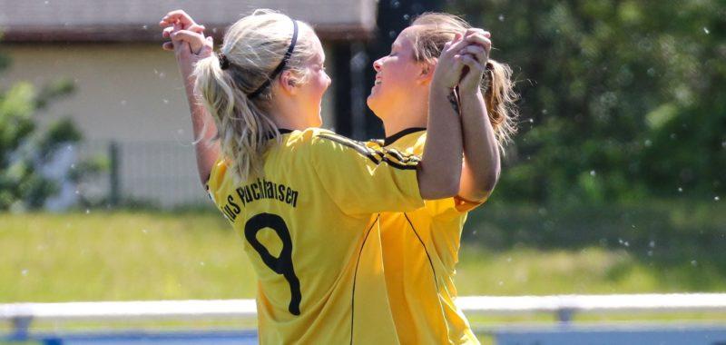 Damen gewinnen Auswärtsspiel in Hüingsen