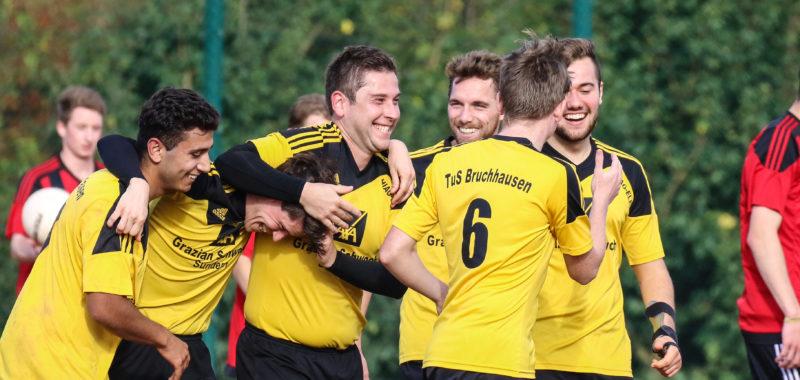 4:3 - Bruchhausen gewinnt Zitterpartie in Rumbeck