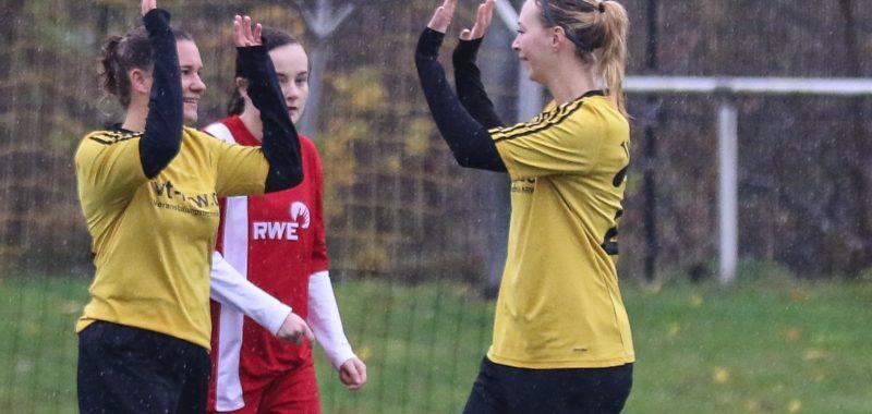 Bruchhausen gewinnt 2:0 gegen Küntrop