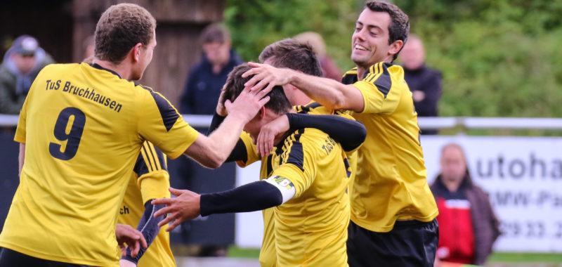 Sensation perfekt: Bruchhausen ist A-Liga Wintermeister !!!