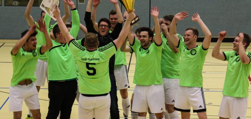 Titelverteidiger Stockum II gewinnt C-Liga Reserve Cup