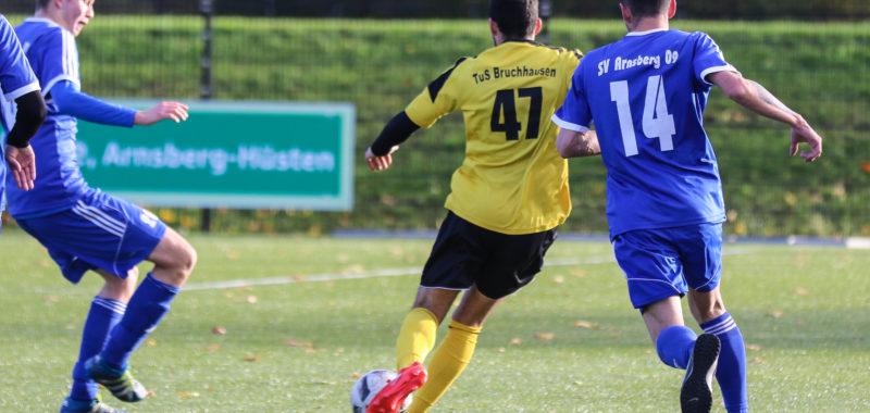 Bruchhausen gewinnt 2:1 im Eichholz