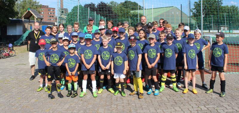 14. Fußball-Feriencamp mit Sonne pur