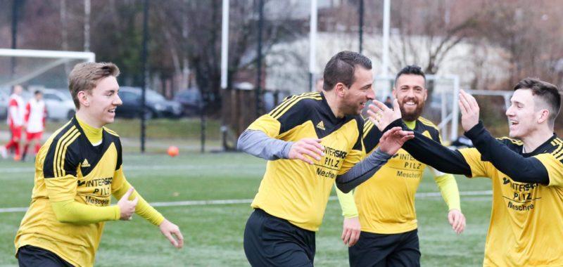 TuS Bruchhausen II - FC Tricolore