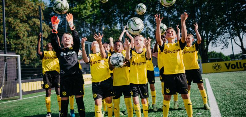 BVB Fußballakademie an der HIAG