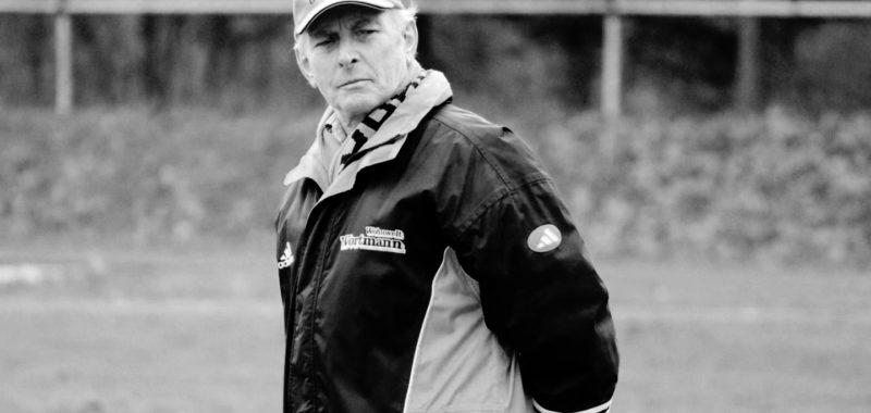 Bruno Schäfer (†82) - Mannschaftsbetreuer und Urgestein