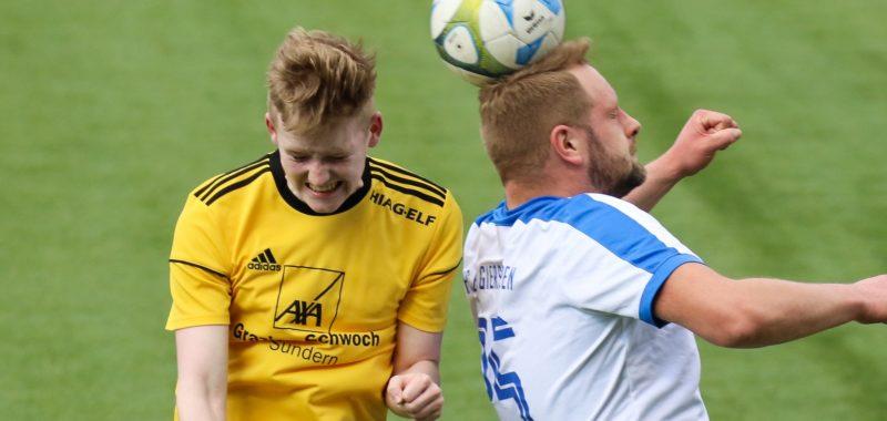 FC BW Gierskämpen - TuS Bruchhausen