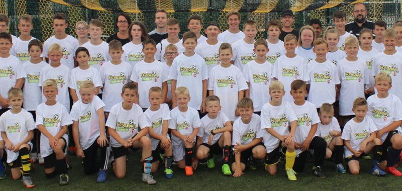 16. Fußball Feriencamp verschiebt sich