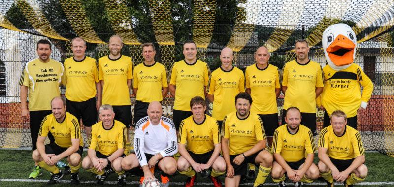 Aufstiegshelden 2003 - 1. Mannschaft