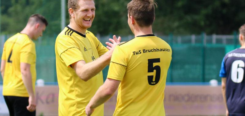 TuS-Elf dreht Meisterschaftsspiel in Freienohl