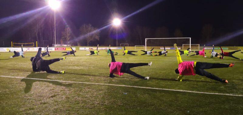 Die Seniorenfußballer des TuS Bruchhausen starten in die Rückrundenvorbereitung.
