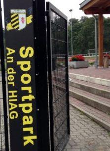 Sportpark An der HIAG öffnet wieder seine Pforte